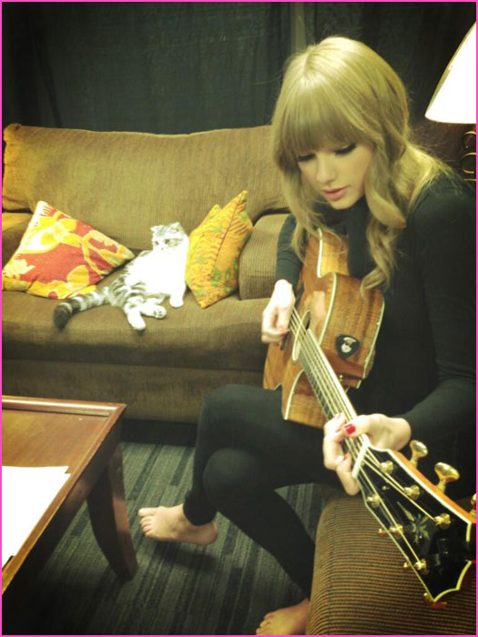 Taylor-Swift-Meredith-Pre-Show