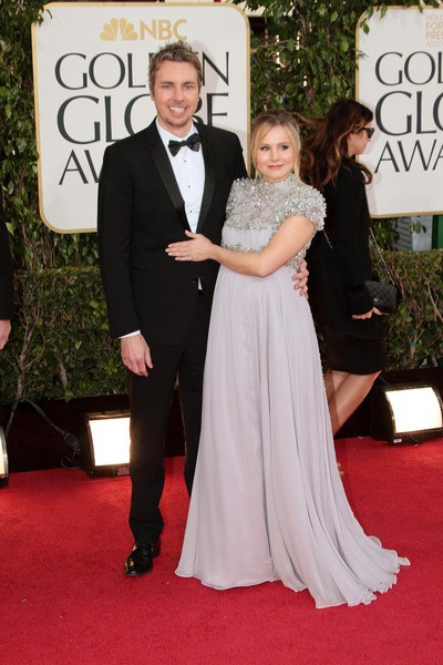 Dax Shepard and Kristen Bell-AES-085763